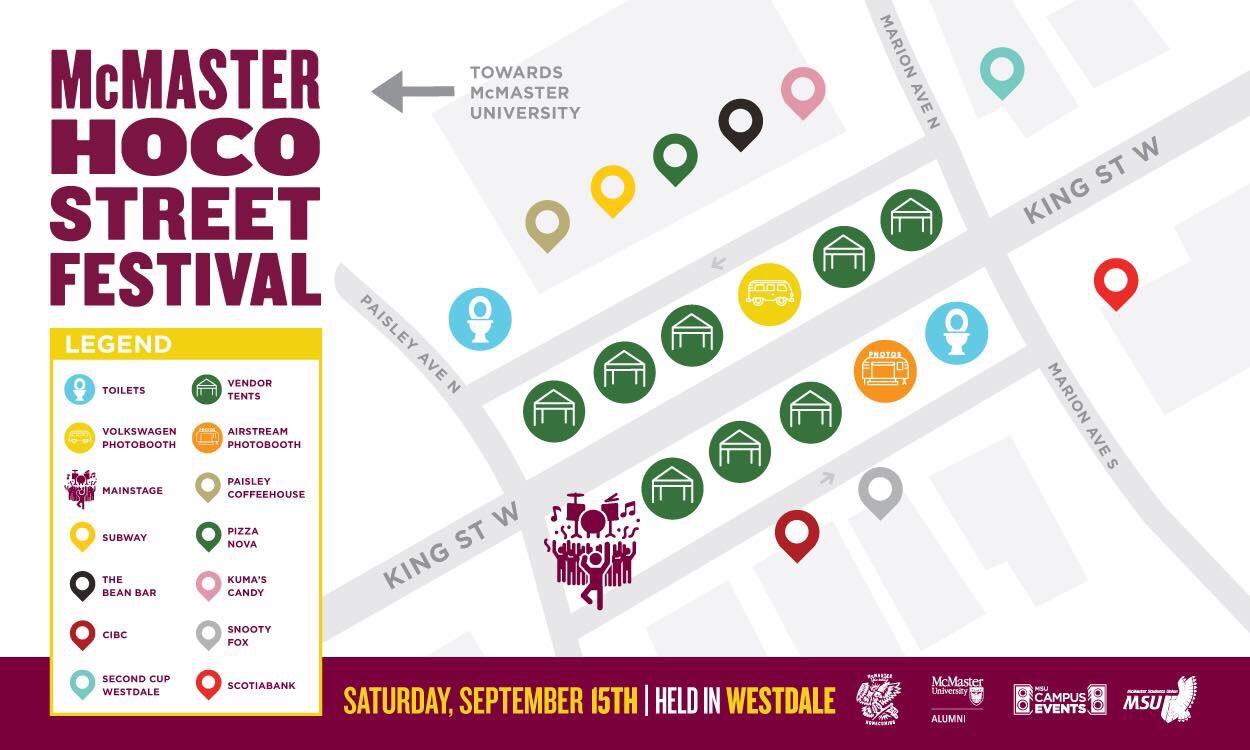 Homecoming Street Festival